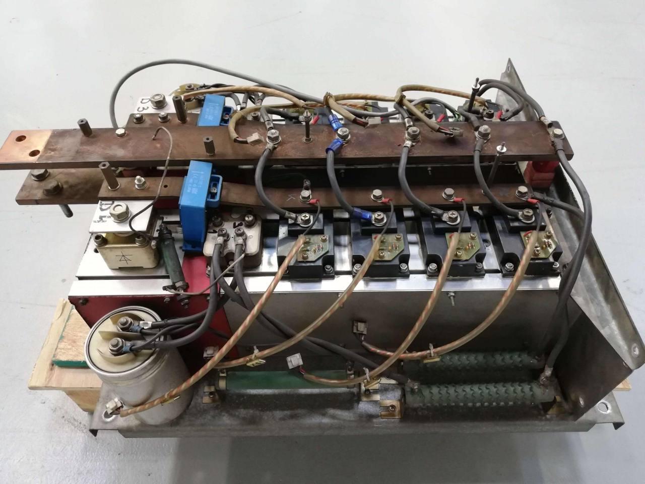 Przeglądy funkcjonalnych bloków mocy