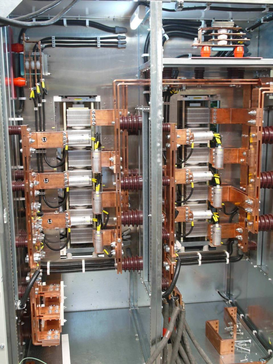 modernizacja szafy elektrycznej