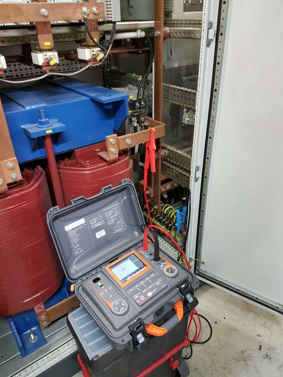 Serwis szafy elektrycznej