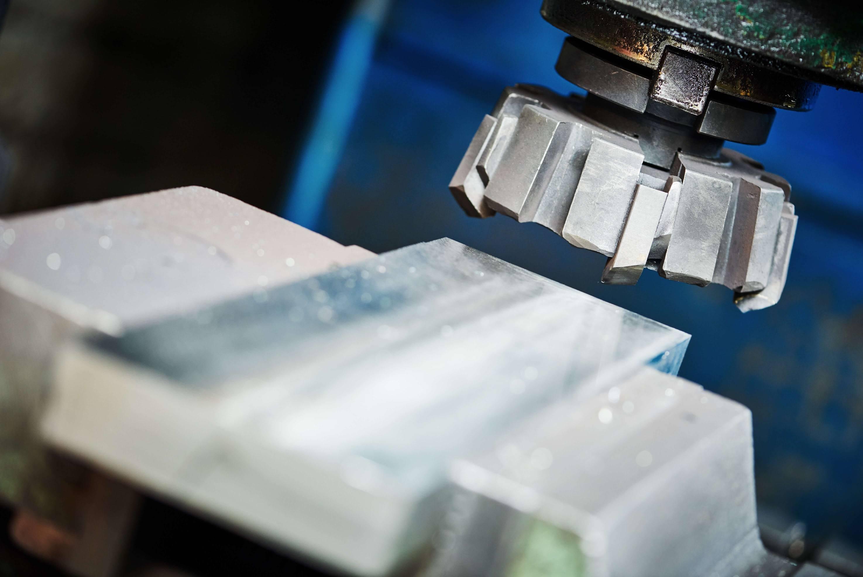 Frezowanie aluminium CNC