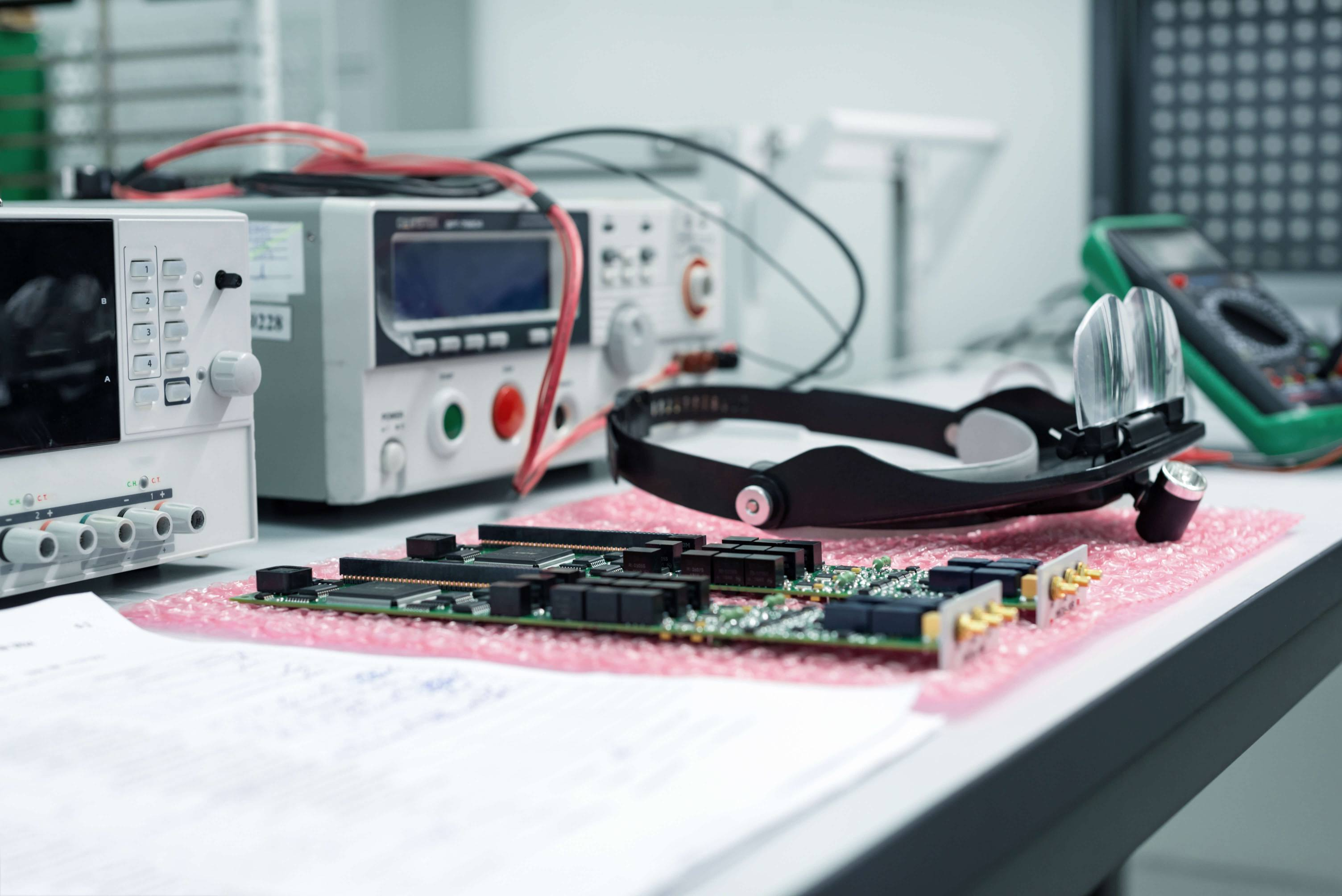 Testowanie PCB